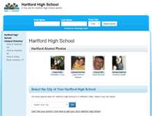 Tablet Preview of hartfordhighschool.org